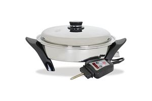 Electric Skillets Amp Roasters Saladmaster