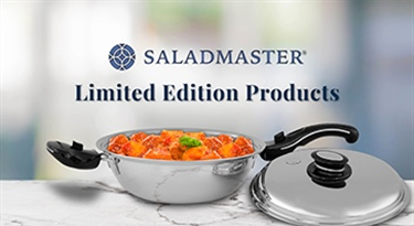 Saladmaster Limited Edition Products