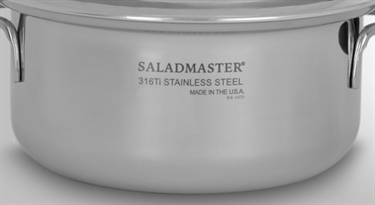 Saladmaster Cookware: Why 316 Stainless Steel & 316 Ti