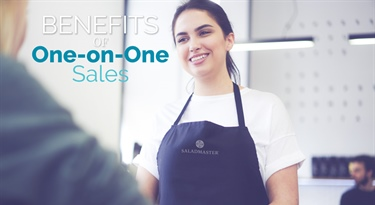 The Benefits of One-on-One Sales