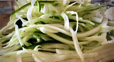 Oodles of Zoodles