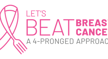 Let's Beat Breast Cancer! 4 Steps to Reduce Your Risk
