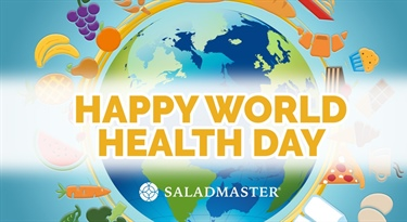 Saladmaster Hopes You and Your Families Stay Healthy During these Unprecedented Times