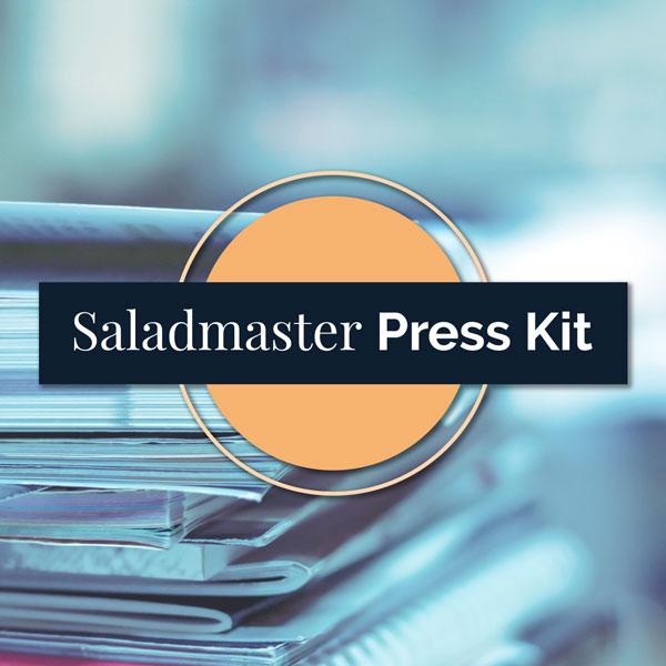 saladmaster press kits