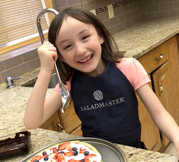 saladmaster, every kid healthy week, saladmaster cooking, saladmaster youtube videos, saladmaster recipes